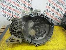 VAUXHALL COMBO D 12-17 1.6 A16FDL MANUAL GEARBOX 23363