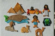 FELT BOARD STORY RHYME TEACHER RESOURCE - AROUND THE WORLD ICONS - EGYPT