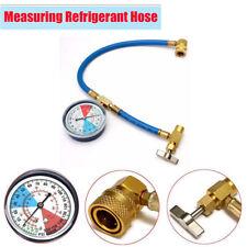 """M14/1/2"""" Thread Measuring Refrigerant Hose R134A for Car SUV AC Air Conditioner"""