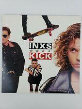 New listing INXS Kick Vinyl LP GF (NM) Atlantic 81796-1 (1987) Devil Inside Need You Tonight