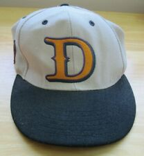 NLB Negro League Baseball DETROIT BLACK SOX Underground Railroad SnapBac Hat Cap