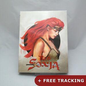 Red Sonja .Blu-ray w/ Slipcover