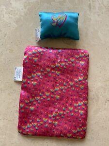 Build-A-Bear Workshop Buddies Pillow & Blanket