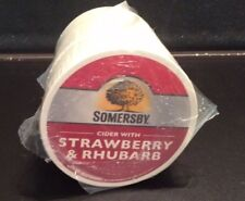 Somersby Cider Strawberry & Rhubarb Beer / Drip Mats - Coasters x 200