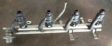 BMW 3 series E36 1.6 Set of Injectors with Fuel Rail