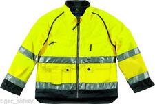 Abrigos y chaquetas de hombre amarillo talla M de poliéster