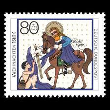 Germany 1984 - Christmas Stamps - Sc B627 MNH