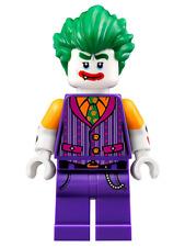The Joker - Vest and Shirtsleeves LEGO 70906 Minifigure Minifig Lego Batman