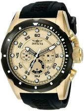 Invicta 20306 Speedway 18k Gold-plated Wristwatch