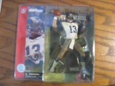 McFarlanes Sports Picks Football - Kurt Warner - Rams - Action Figure - 2001