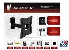 """TV LCD/al plasma Staffa di montaggio a parete chiasma Rosso agle 13"""" - 42"""" 25 kg/VENDITA/"""