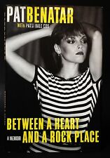 PAT BENATAR Between a Heart and A Rock Place Book Hard Cover