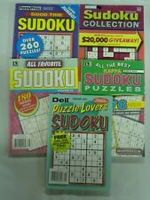 Different Easy Crossword Puzzle Books Puzzles Small 6 X 8