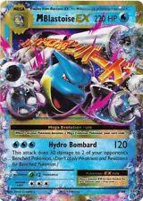 Pokemon TCG XY EVOLUTIONS : MEGA M BLASTOISE EX 22/108