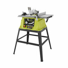 Power table saws ebay table saw with steel stand rts10g reconditioned greentooth Gallery