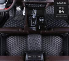 Custom car floor mats for Audi Q3 Q5 Q7 A3 A5 A7 A4 A6 A8 S5 S7 S8 TT RS4//5//6//7