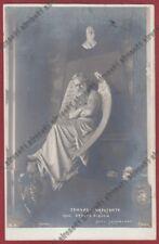 GENOVA CITTÀ 788 CAMPOSANTO CIMITERO - MONUMENTO PIAGGIO Cartolina viagg. 1909