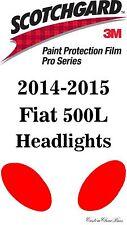 3M Scotchgard Paint Protection Film Pro Series Pre-Cut Kits 2014 2015 Fiat 500L