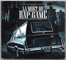 2 CD RAP FRANCAIS / GHETTO FABULOUS GANG & KOZANOSTRA - LA MORT DU RAP GAME