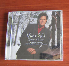 Vince Gill - Breath of Heaven- A Christmas Collection 1998 CD - New in Package