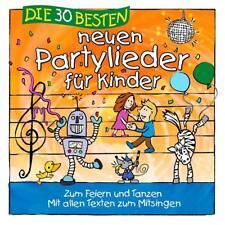 Die 30 besten neuen Partylieder - CD NEU UND EINGESCHWEISST!