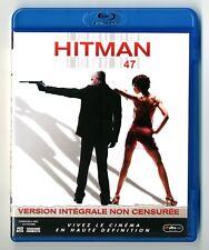 BLU-RAY DISC / HITMAN 47 - VERSION INTEGRALE NON CENSUREE / COMME NEUF