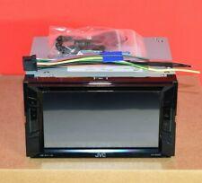 JVC KW-V240BT 6.2'' 2-Din Bluetooth In Dash DVD CD Digital Receiver Touchscreen