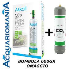 Askoll Impianto CO2 Pro Green System Impianto CO2 completo per acqua dolce