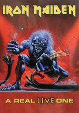 IRON MAIDEN 'A Real Live One' Textile Poster * Ideal Gift *