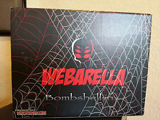 SDCC 2013 Exclusives Monster High Webarella Wydowna Spider  + Mattel bag-- RARE
