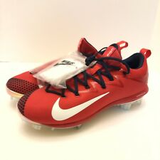 Nos Nike Rojo 13 Zapatos de Béisbol y softball para Hombre