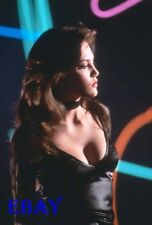 Diane Lane busty Vintage 35mm SLIDE Streets Of Fire