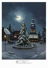 The First Tradition of Christmas Limited Edition Print by Jesse Barnes