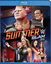 WWE: Summerslam 2014 (Blu-ray Disc, 2014)