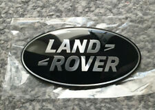 BADGE EMBLEM FITS LAND ROVER EVOQUE  SPORT VOGUE DEFENDER FRONT/REAR 86MM GRILL