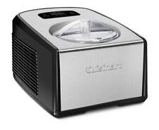 Home Kitchen Appliances Compressor Ice Cream Gelato Maker Dining Bar Machine Fit