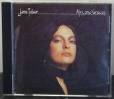 JUNE TABOR - Airs & Braces ~ CD ALBUM