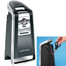 Hamilton Beach Smooth Touch Heavyweight Countertop Electric Can Opener w/Scissor