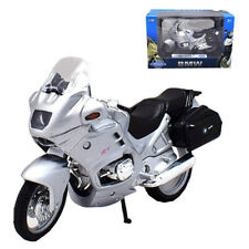 1:18 Welly BMW R1100 RT Motorcycle Bike Model New in Box Silver