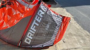 Cabrinha Drifter Kiteboarding Kite 9m 2015 Red