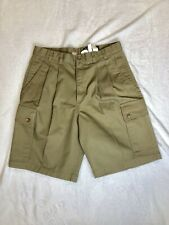 Land Rover Cargo Walk Shorts By Timberland Size 32