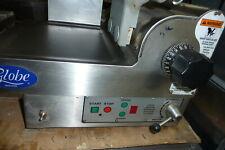 Globe Manual Meat Slicerss Unitsharpener115 V Heavy Duty 900 More Items