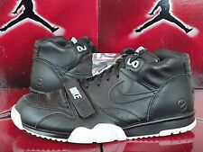 Nike Air Trainer 1 Mid SP Nike x Fragment 806942-001 Black White DS Size 11 Mens
