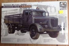 AFV CLUB AF35170 1/35 GERMAN Military Truck BUSSING NAG L4500S New Sealed