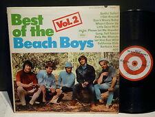 BEACH BOYS Best of Vol 2 : Surfin safari .. CAPITOL T2706 MONO Press USA