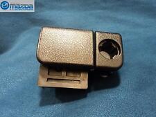 MAZDA MIATA 1994-1997 & MAZDA RX-7 1994-1995 NEW OEM BLACK GLOVE BOX LID LOCK