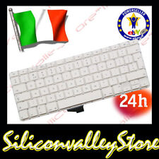 "Tastiera Keyboard Layout Americano colore Bianco per Apple Macbook 13"" A1342"