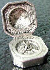 Pirates Caribbean jack's compass metal token pewter tides mini monopoly