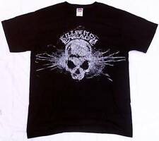 Killswitch Engage Official Merchandise Smashed Skull Rock Star Vip T-Shirt G. XL