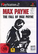 Max Payne 2 - The Fall of Max Payne ( PlayStation2 )
